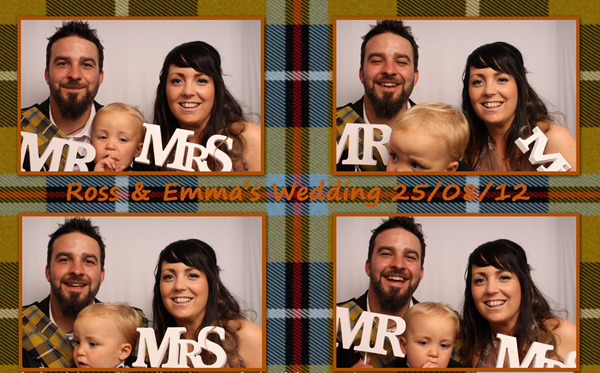 wedding photo booth - by 123Cheese.my