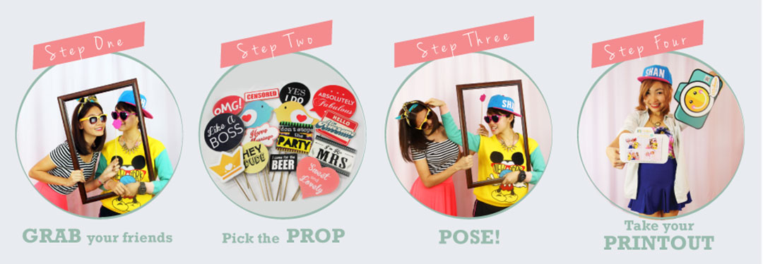 How to Enjoy Your Photo Booth?