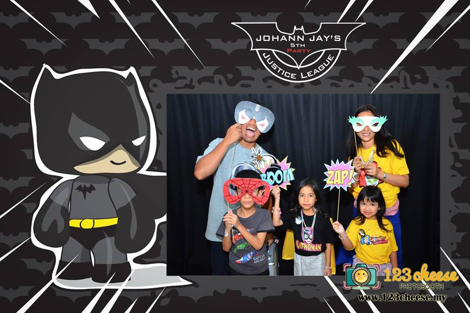 Family that has the power of Superhero.