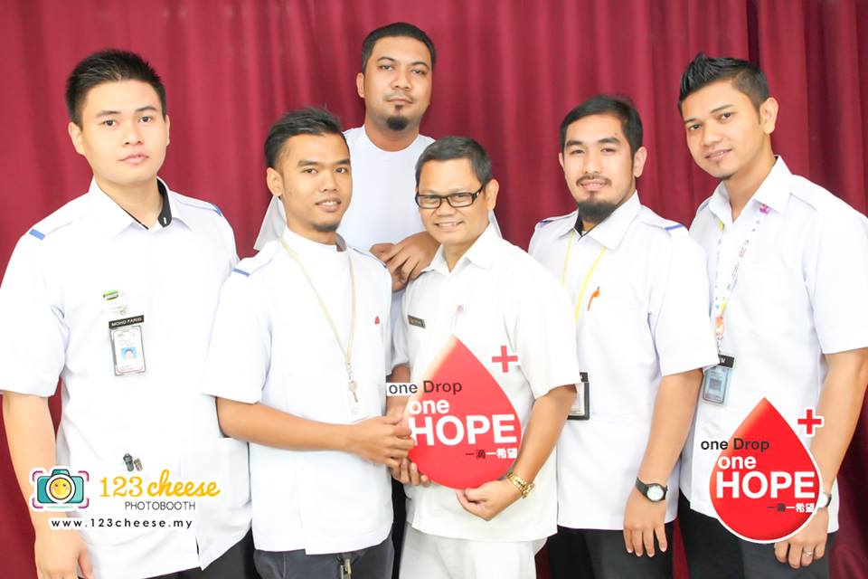 One Drop One Hope Blood Donation 一滴一希望