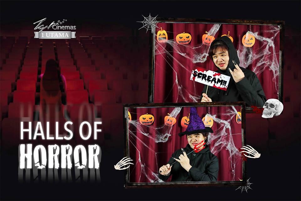 Halloween Theme - Insidious 2 Premiere Screening