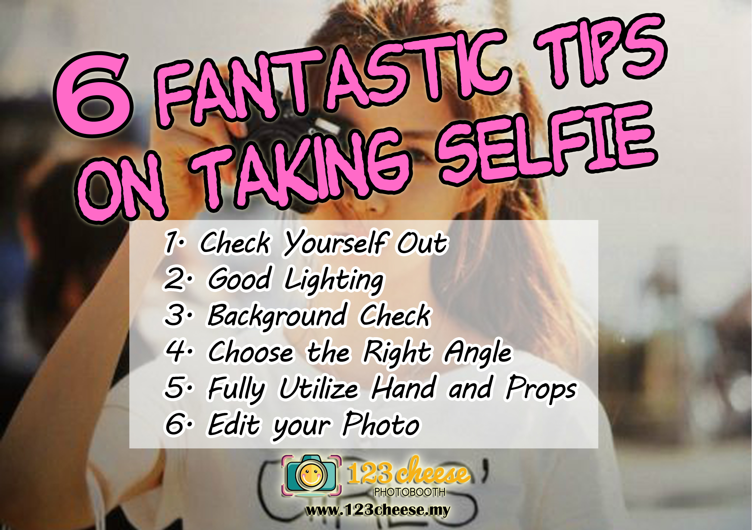 25  Adorable Tips for Taking Pictures