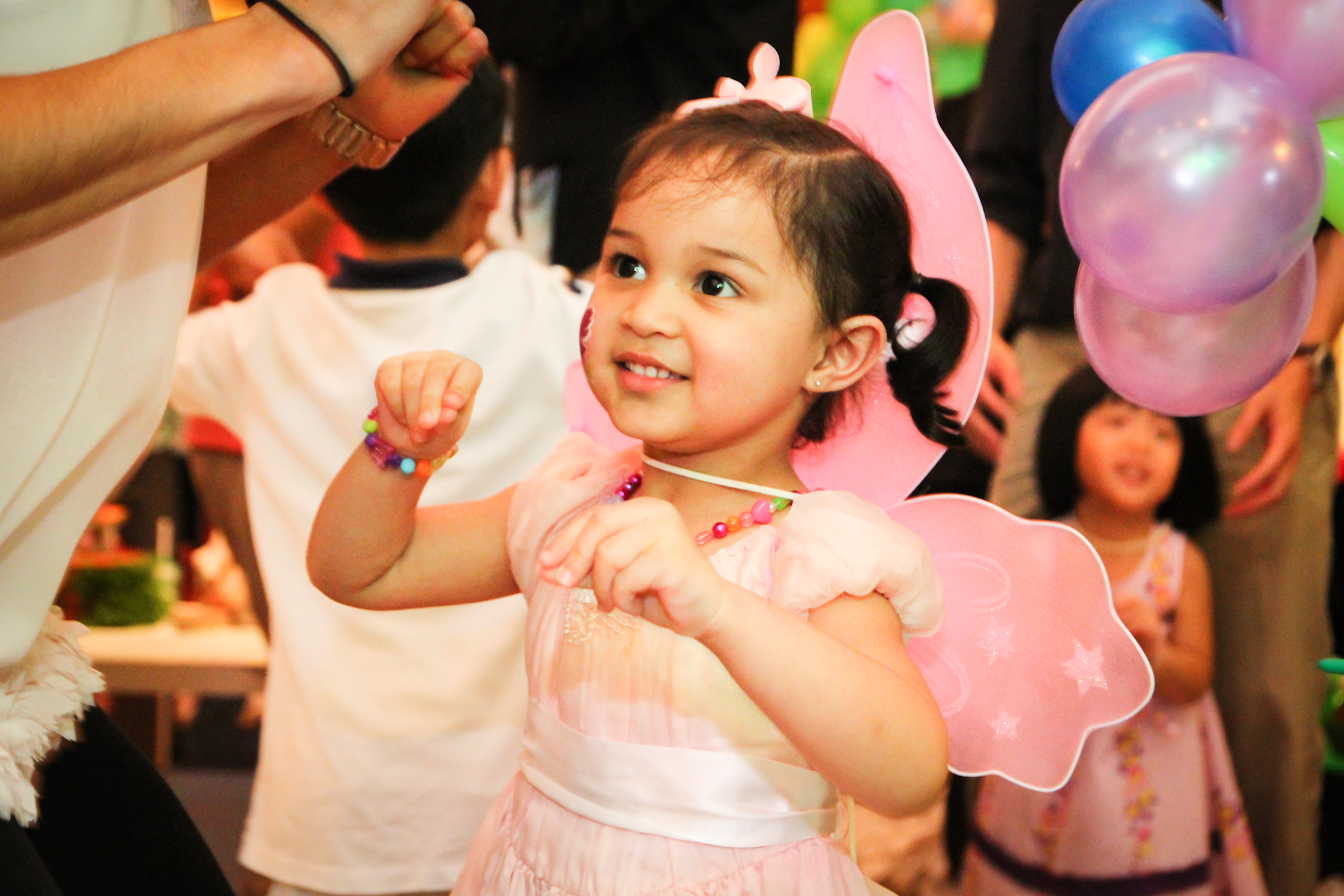 Aisha 3rd Birthday Celebration