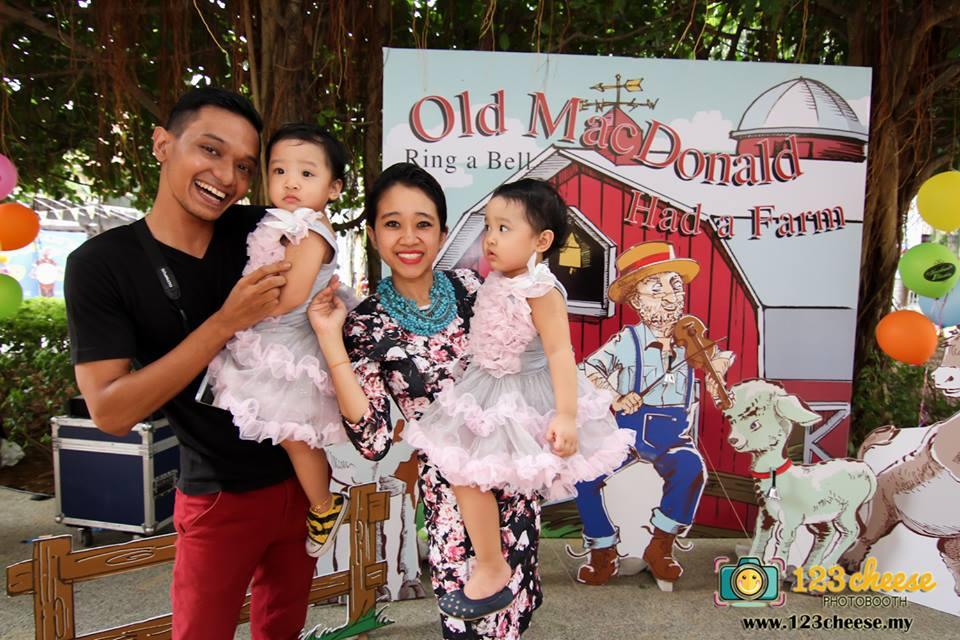 birthday photo booth rental in malaysia