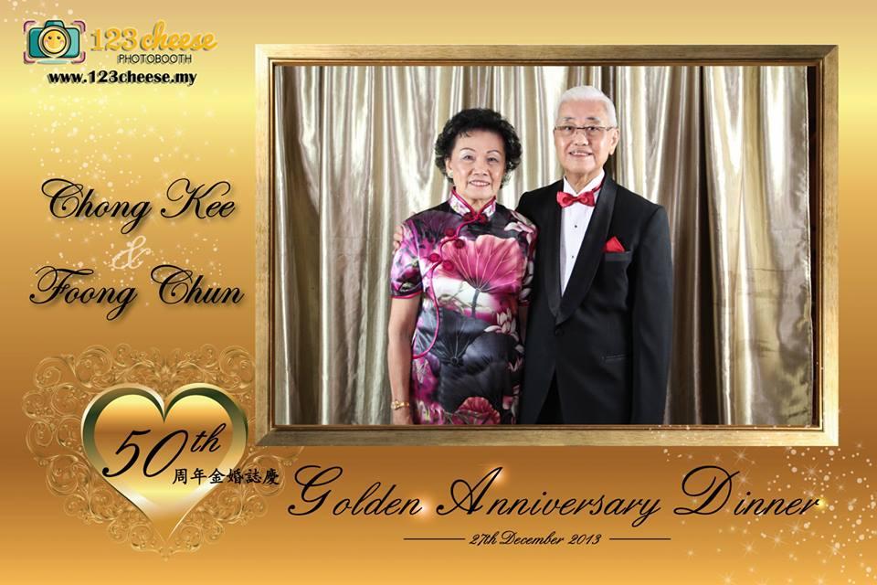50th golden aniversary