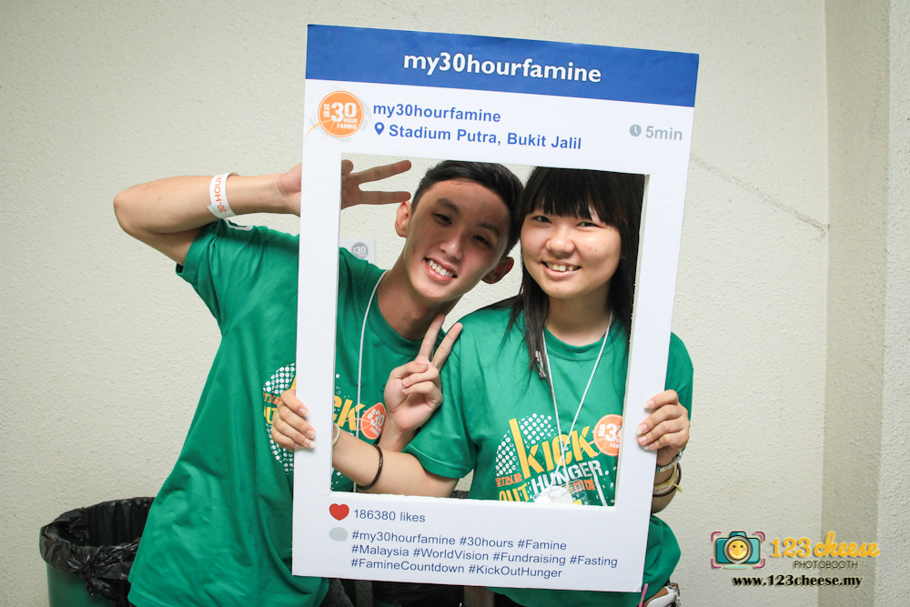 World Vision 30-Hour Famine 2014
