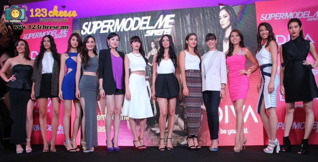 Astro's DIVA TV: Supermodelme Sirens S5