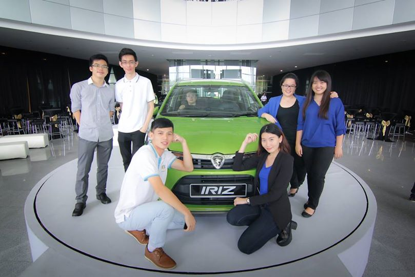 Launching of Proton Iriz