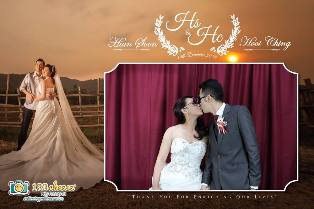 Hian Soon & Hooi Ching Wedding