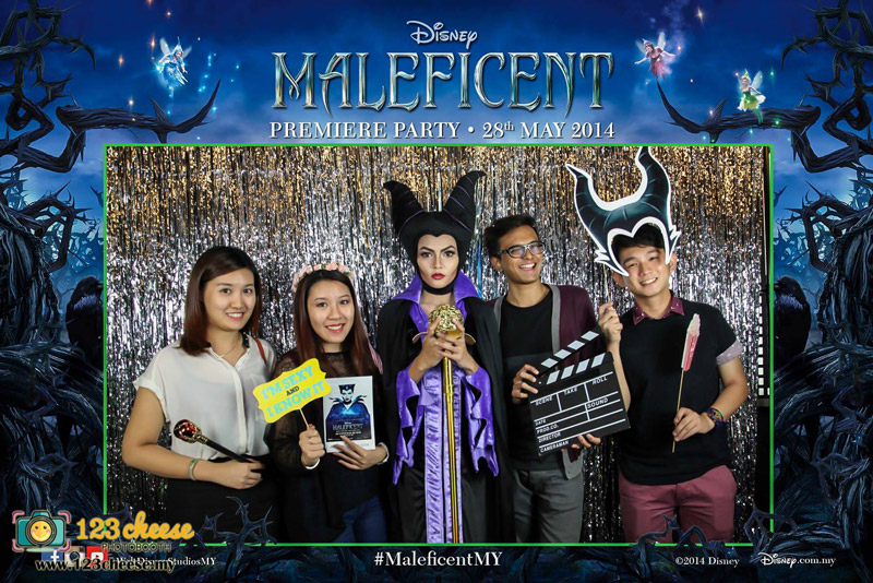 Maleficent Premiere Party