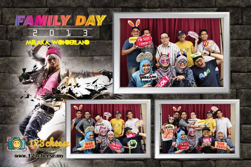 Petronas PLNG Family Day 2013