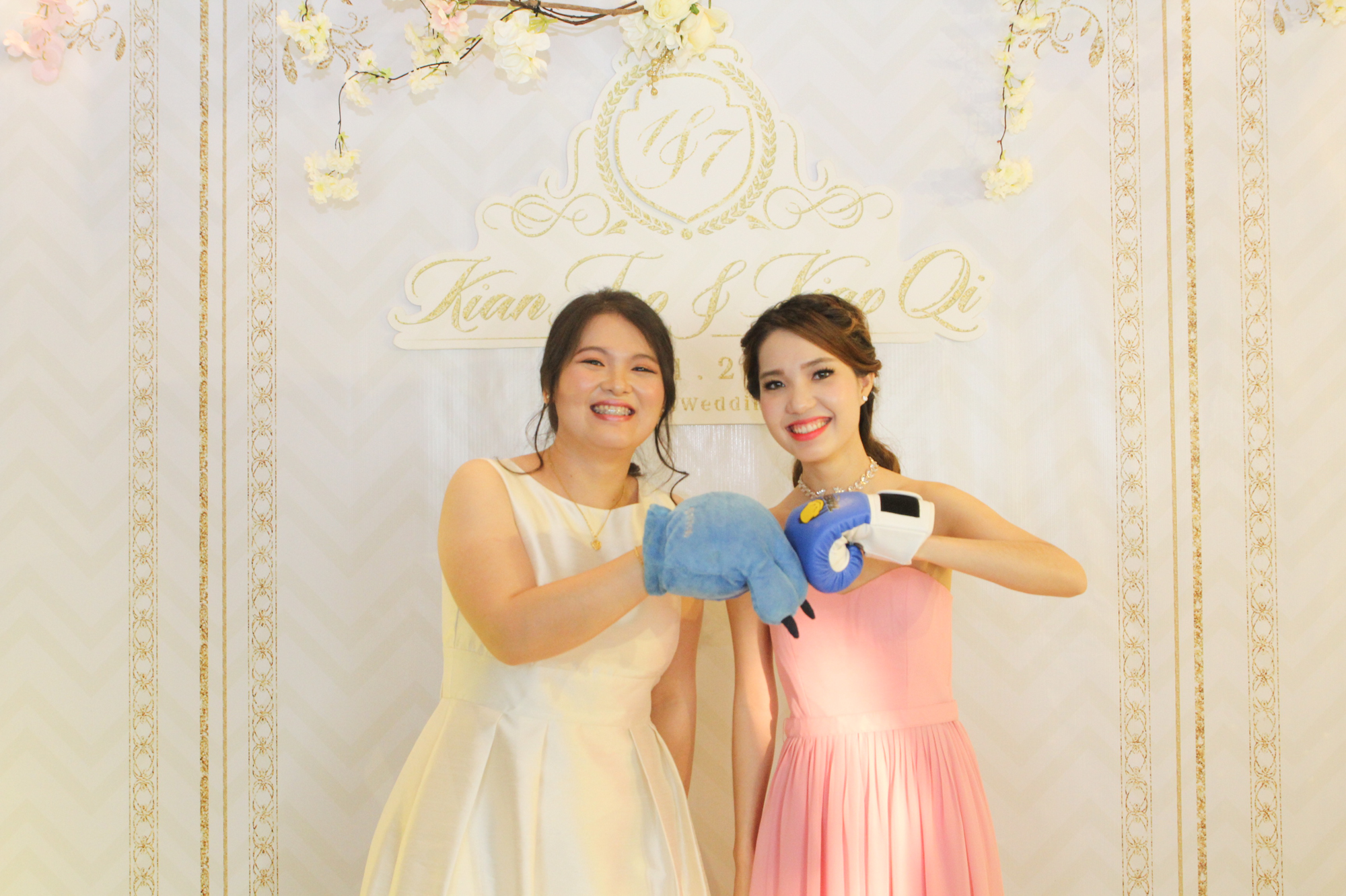 Johor photo booth rental