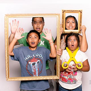 Family Day Photo Booth