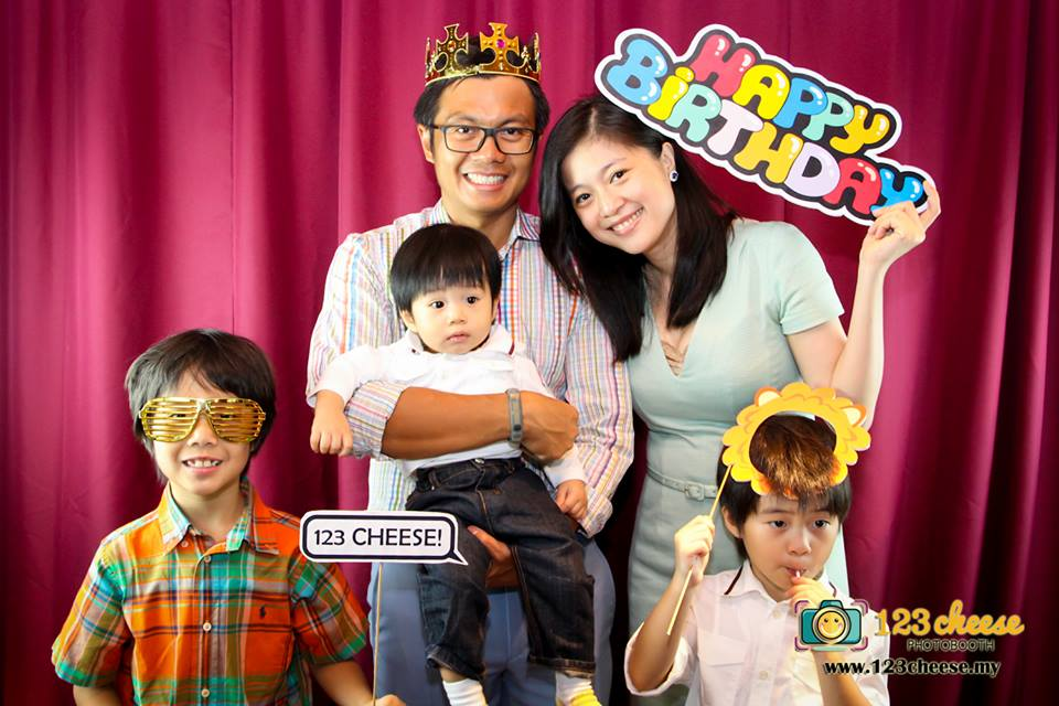 Mukhriz 1st Birthday Party