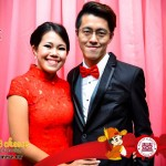 Kenny & Jessy Wedding Dinner