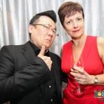 Danone Dumex Malaysia Masquerade & Farewell for Toni Brendish