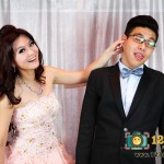Chee Wan & Cecilia Wedding Photo Booth