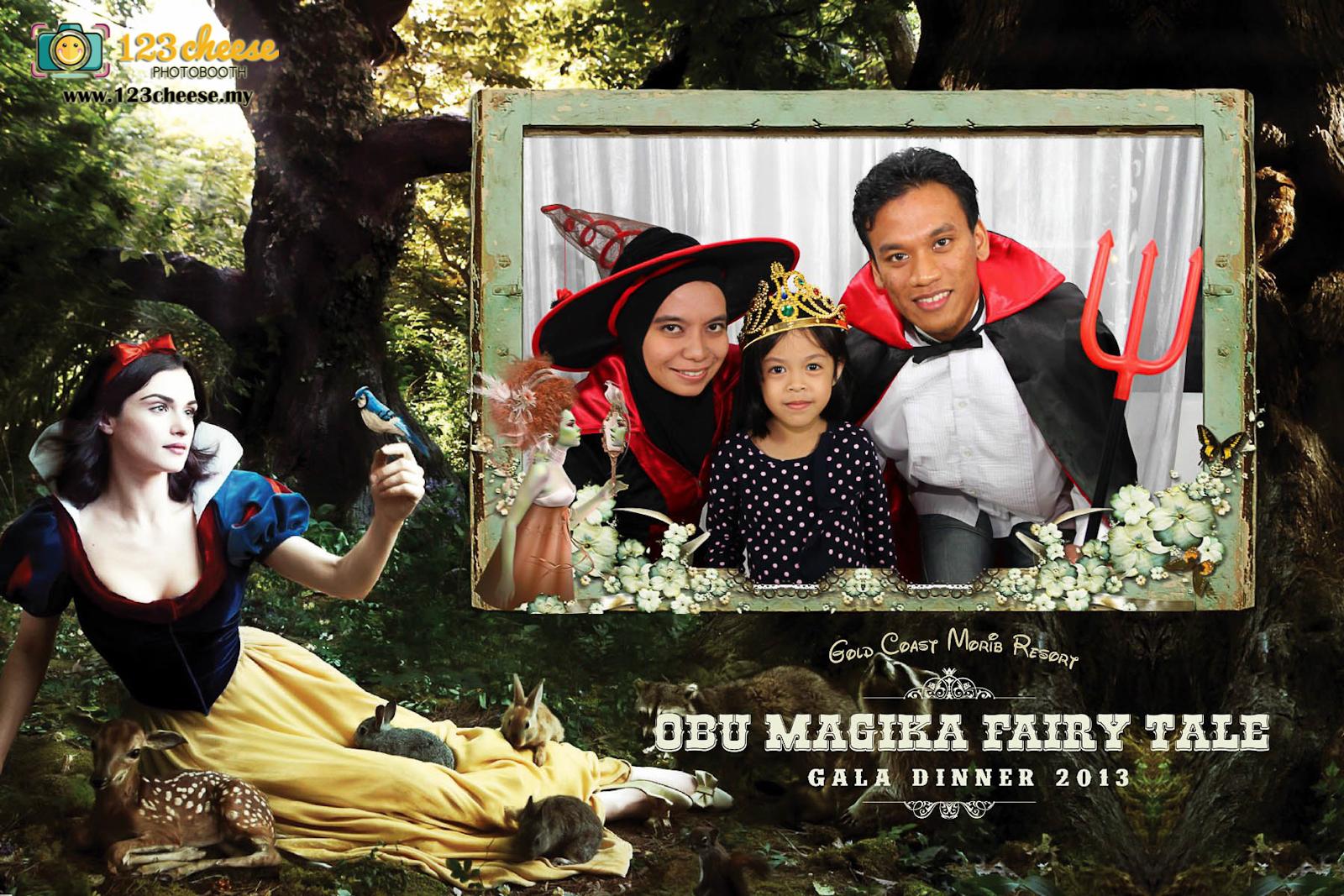 OBU Magika Fairy Tale Gala Dinner 2013