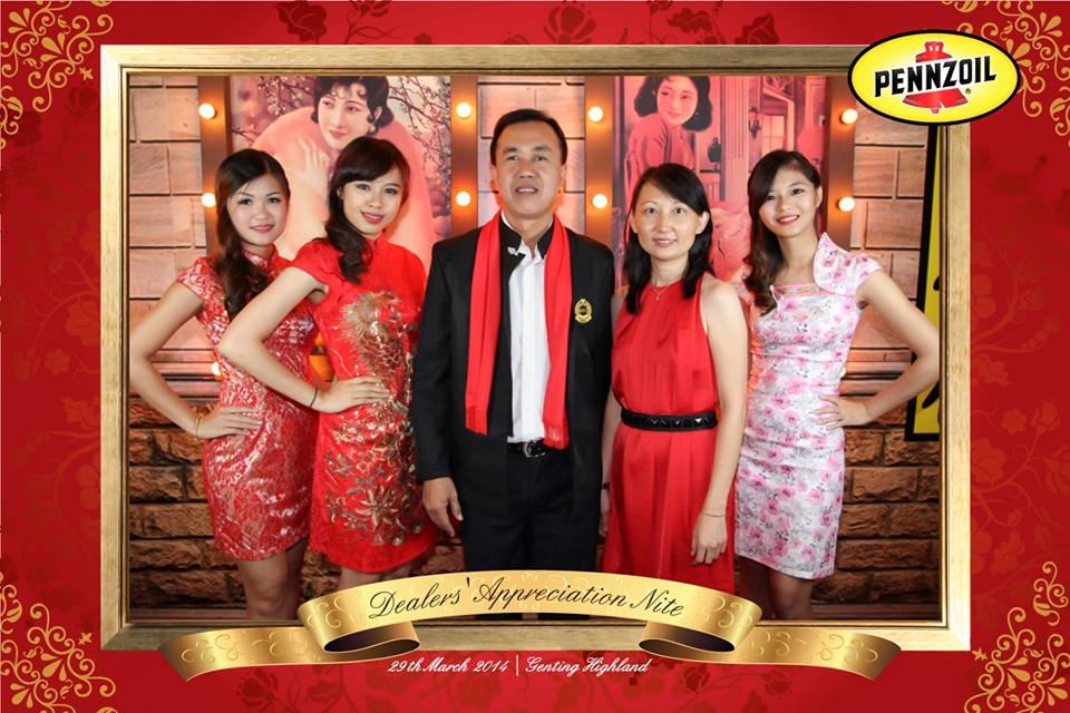 Shanghai Night Theme For Your Photo Booth Malaysia