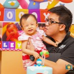 Baby's One Year Old Birthday Celebration | Pocoyo Theme