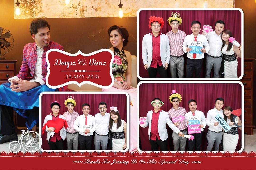 Deepz & Vimz's Wedding