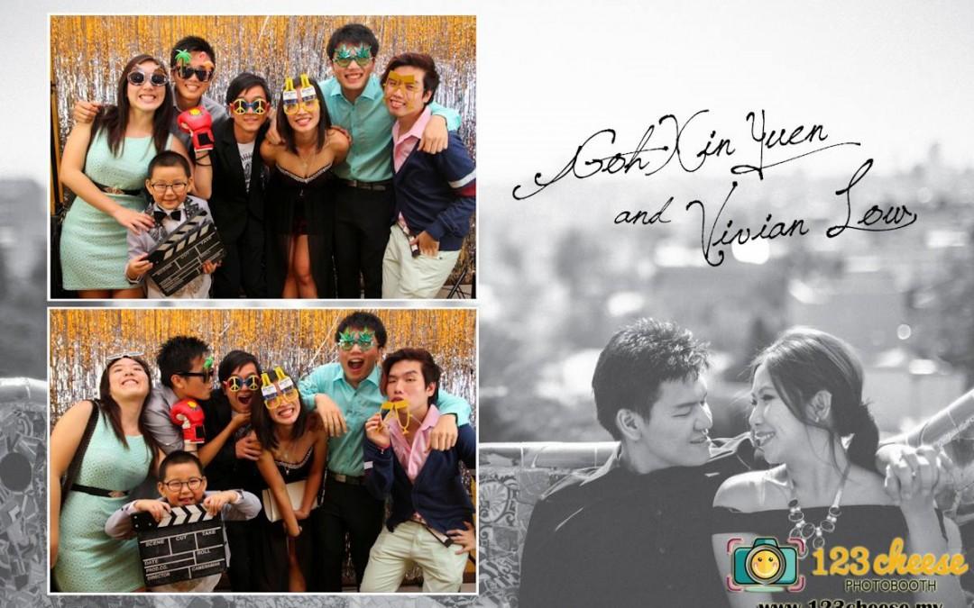 Goh Xin Yuen & Vivian Low Wedding