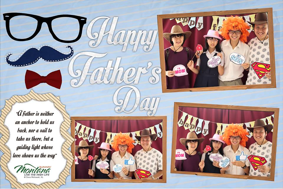 Sunway Montana Club House Father's Day