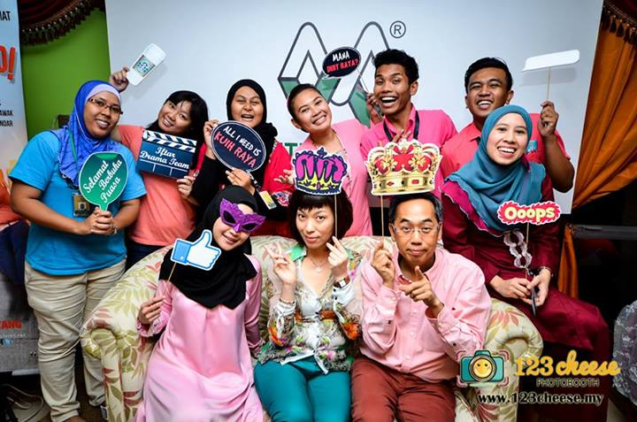 Iftar Ramadan with Metrowealth MIG Drama Team