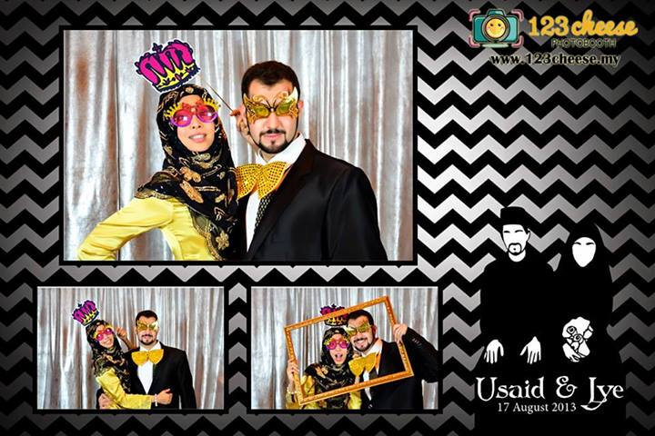 Usaid & Lye Wedding Dinner