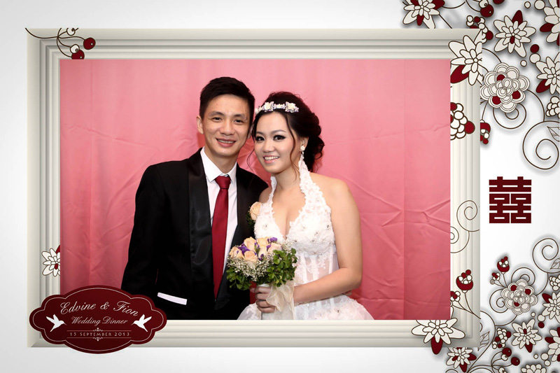 Edvine & Fion Wedding Dinner