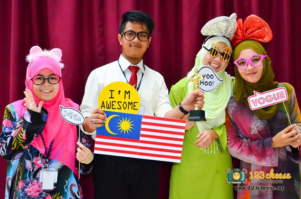 Asia Pacific University (APU) National Day Celebration