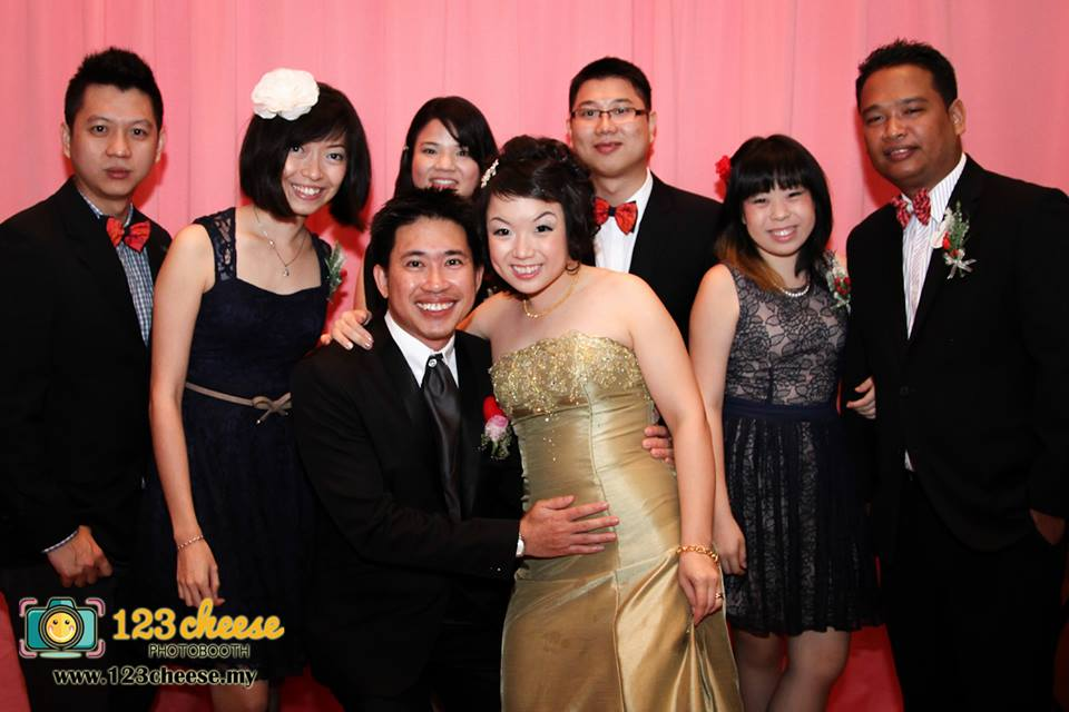 Grace & Jeffrey Wedding Dinner