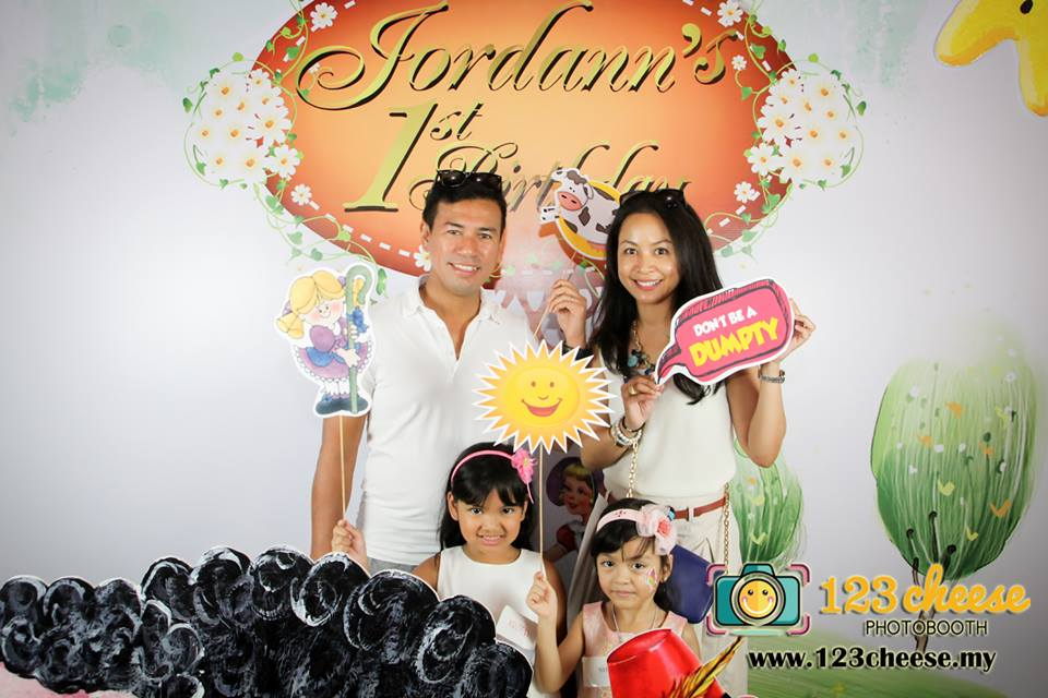 birthday photo booth rental in malaysia