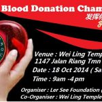123Cheese.my Participated In A Blood Donation Campaign