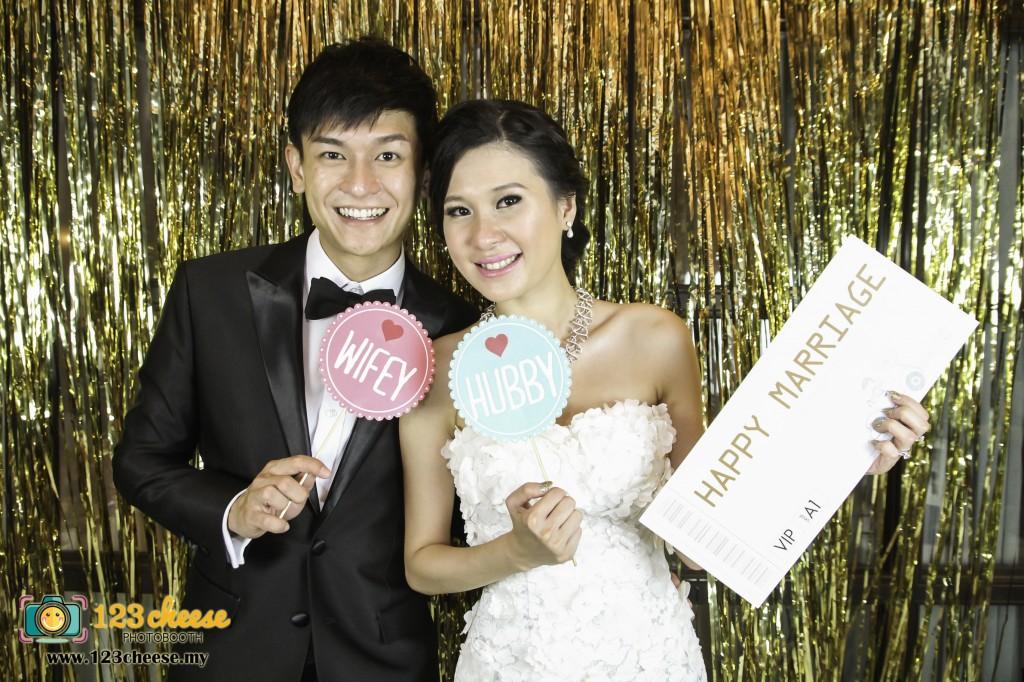 Freeman & Catherine's Wedding
