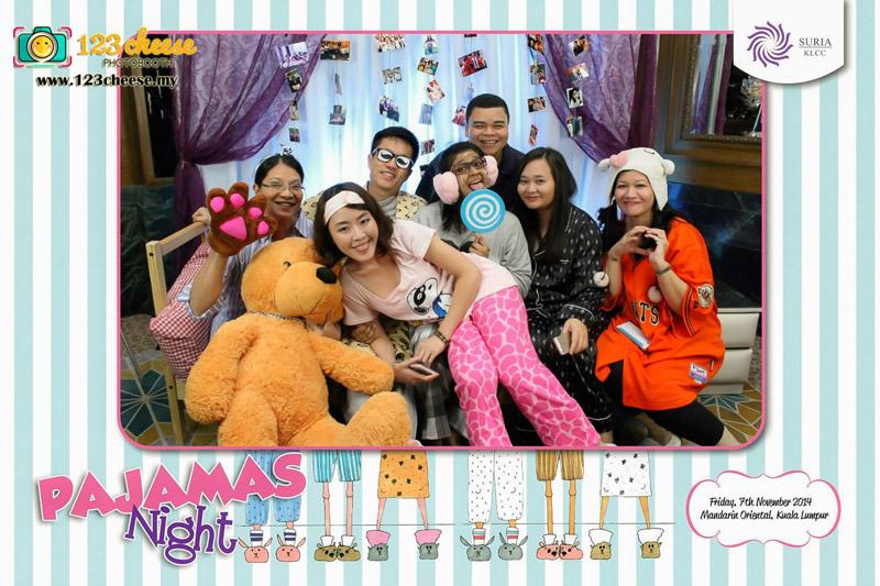 Suria KLCC Pajamas Night