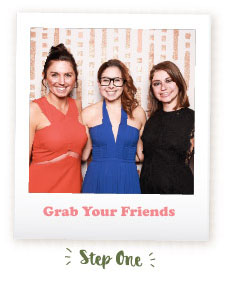 Malaysia Photo Booth Rental - Grab Your Friends