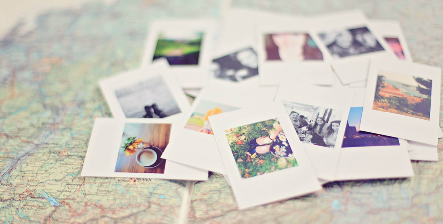 storing your photos